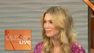 Delta Goodrem Opens Up About Playing Olivia Newton-John in New Biopic  | California Live | NBCLA