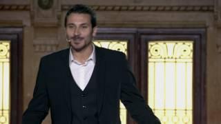 Convertire i passi in energia pulita | Alessio Calcagni | TEDxGenova