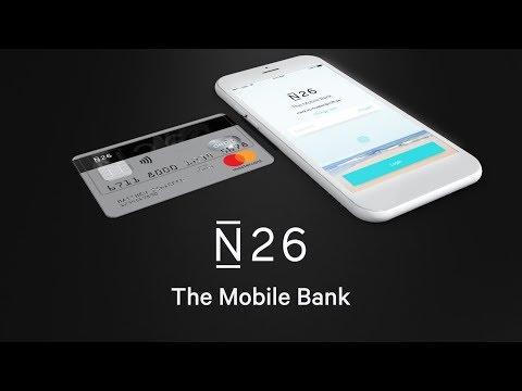 N26 - The Mobile Bank