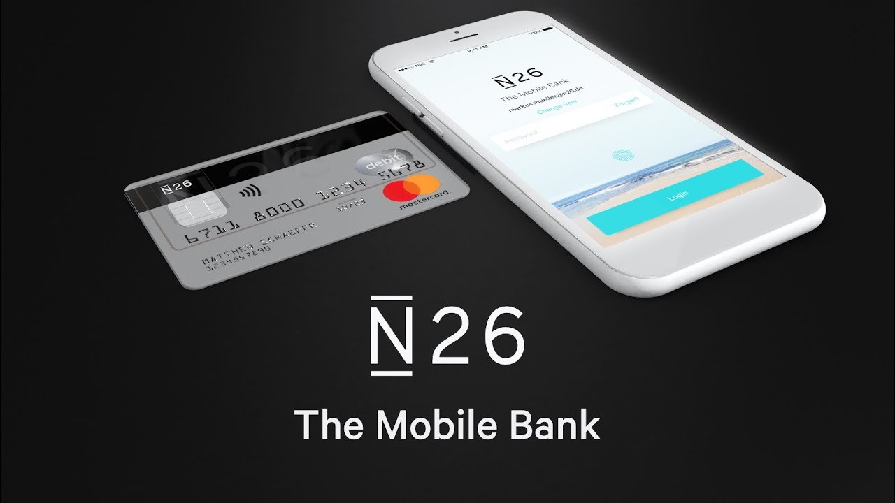 N26 - The Mobile Bank - YouTube