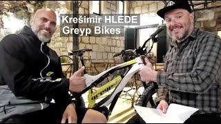 V živo Krešimir Hlede, Greyp Bikes