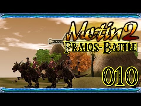 Metin2 Praios Battle [010] - Pferdequest & Farmen!