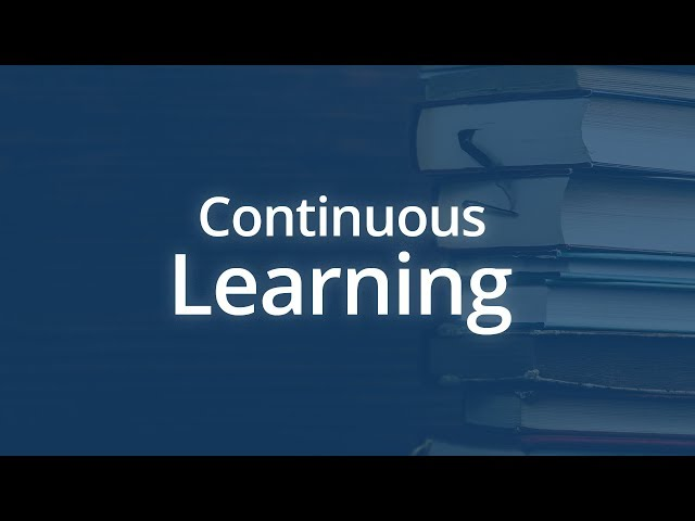 The Importance of Continuous Learning | Jack Canfield