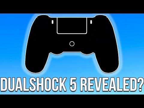 An Image Of The PS5's DualShock 5 Has (Probably) Been Leaked