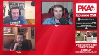 PKA 259 Bad Jokes, 100% Food (so funny), Black People Hair, San Bernardino Terror Attack