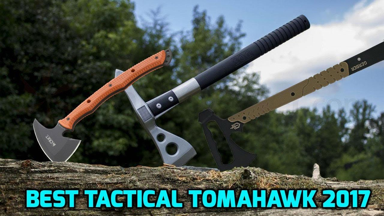 Survival Ax 5 Best Tactical Tomahawk Axe For Survival In 2017 Review