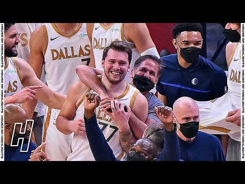 Luka Doncic INSANE GAME-WINNER at the BUZZER - Mavericks vs Grizzlies | April 14, 2021