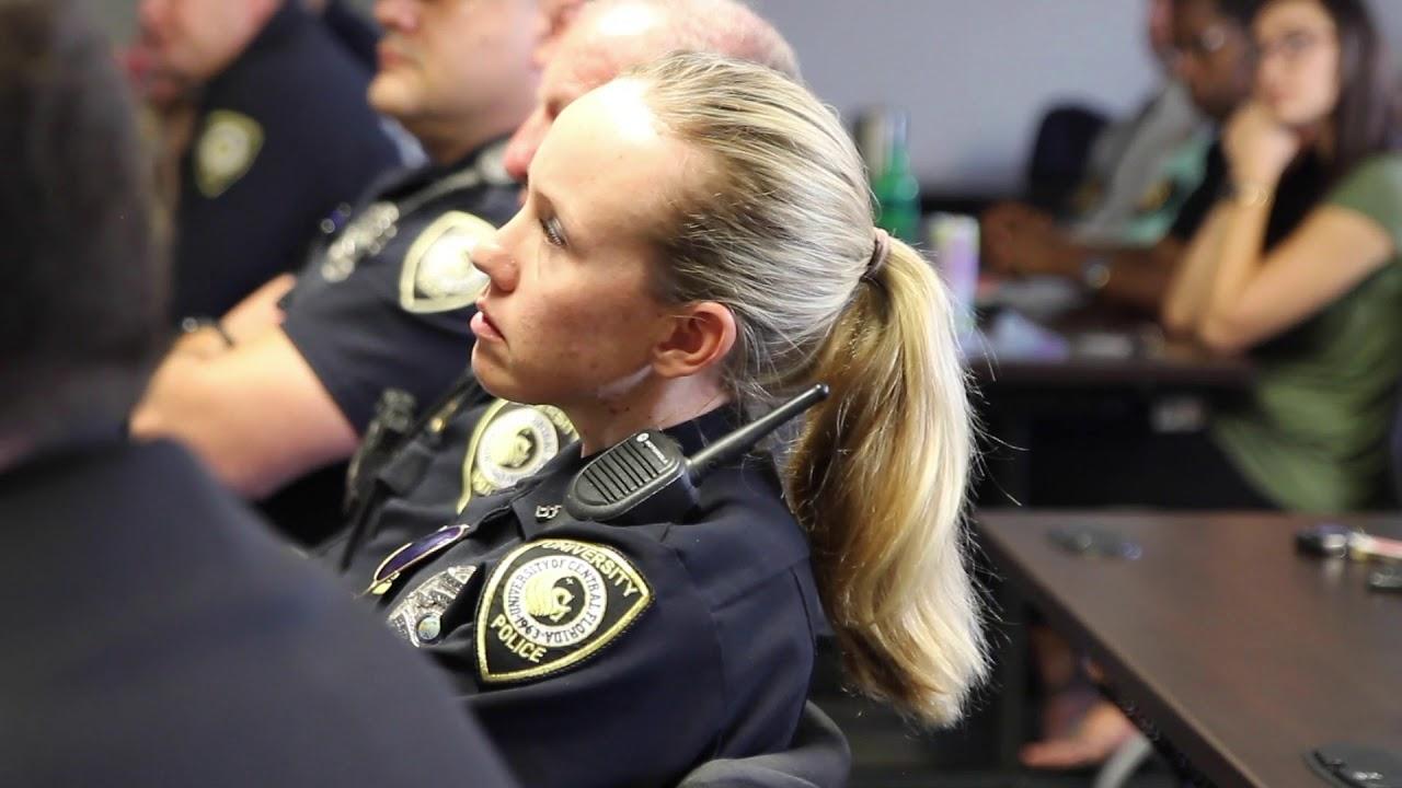 """She's a Cop"": Advocates Scoff at Former Orlando Police Chief Val ..."