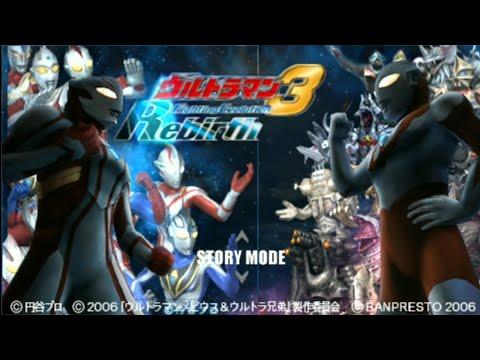 Ufe0 Texture Packs Ultraman Fighting Evolution Rebirth Ppsspp