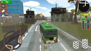 Army Bus Driving 3D | Official Gameplay Trailer | Bus Driving Games | GAMBIT Inc.