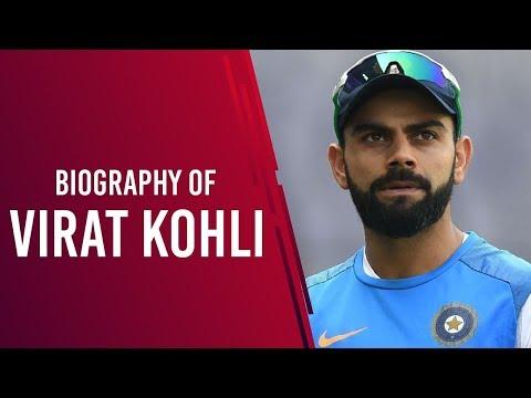 Biography of Virat Kohli, Indian Cricket team Captain & one of the best BATSMEN in the world