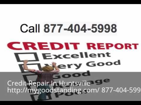 Credit Repair Huntsville