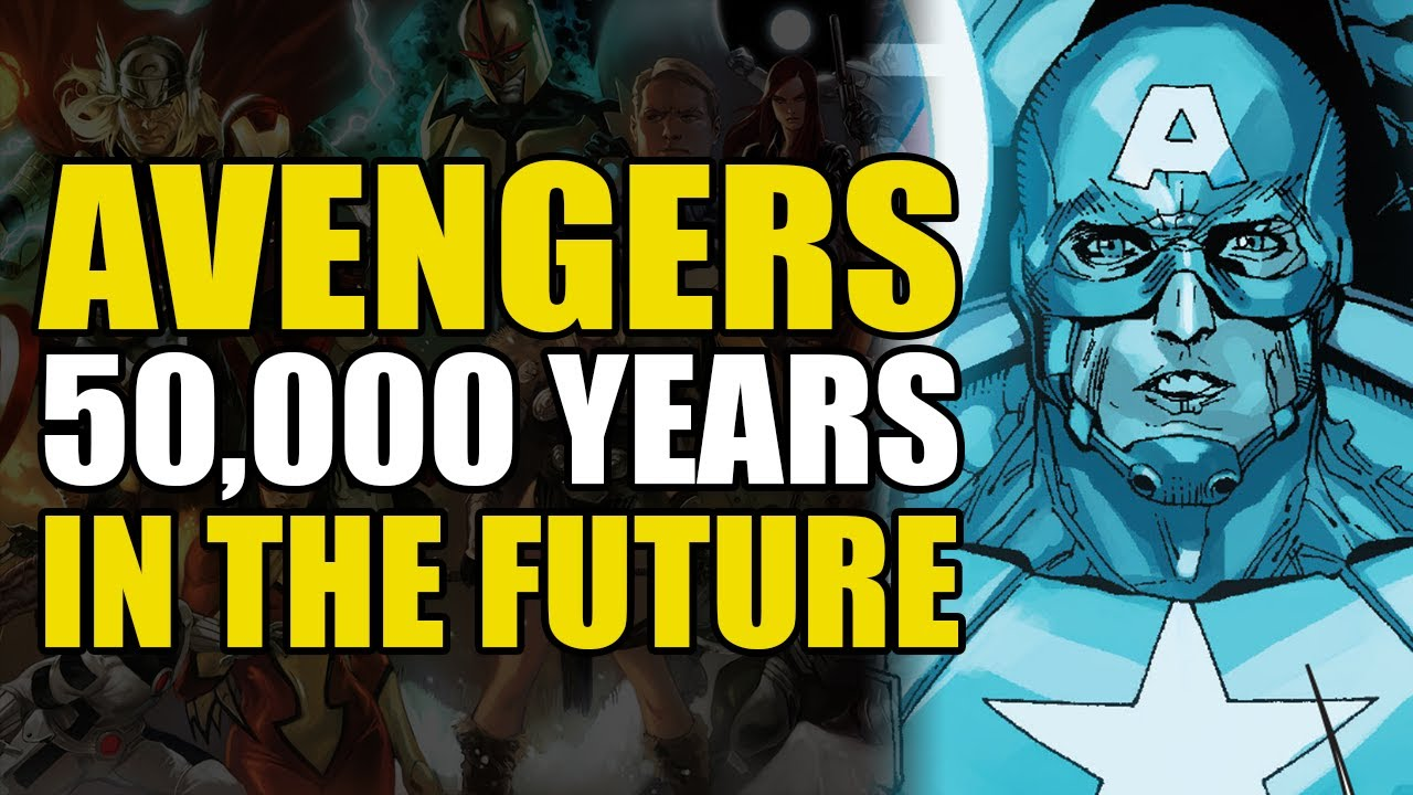 50,000 Years In The Future: Avengers/New Avengers Vol 9 Betrayal | Comics Explained