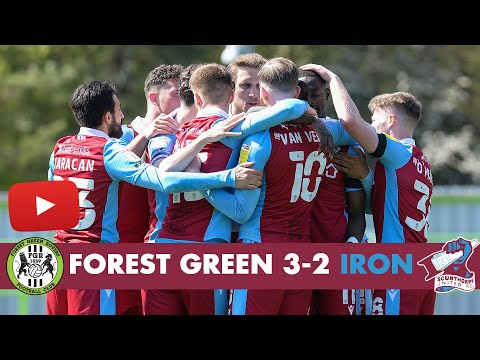 Forest Green Scunthorpe Goals And Highlights