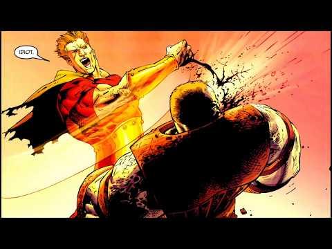Hyperion vs. Juggernaut