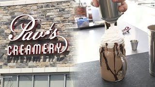 Pav's Creamery - Top 4 finalist in Greater Cleveland's Best Ice Cream contest