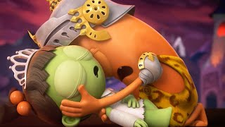 Funny Animated Cartoon | Spookiz | ❤️ Till Death Do Us Part ❤️  | 스푸키즈 | Videos For Kids