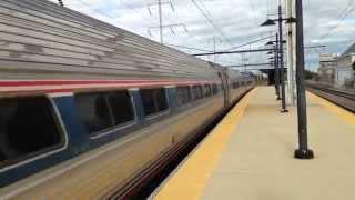 Amtrak AEM7AC 928 pulling Pennsylvanian train #43