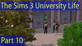 The Sims 3 University Life [10]: Extra Credit