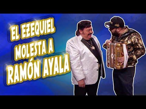 EL EZEQUIEL MOLESTA A RAMÓN AYALA
