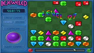Bejeweled Deluxe Normal Mode 648,180 (Part 2/2)