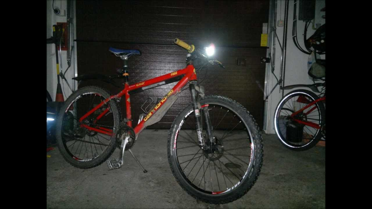 a96c172c008 Cannondale F800 (1998) 120000km - YouTube