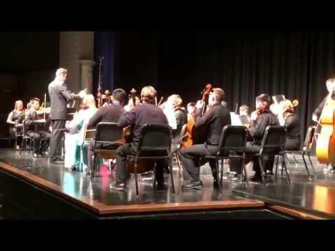 Concierto Northglenn High school 1/4