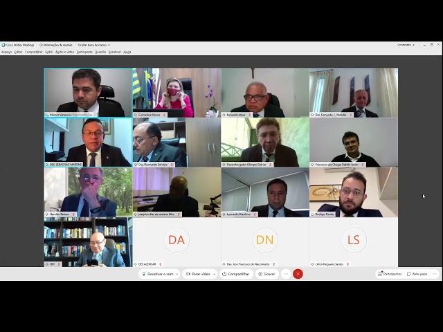 32ª SESSÃO EXTRAORDINARIA ADMINISTRATIVA / 116ª SESSÃO ORDINARIA JUDICIAL