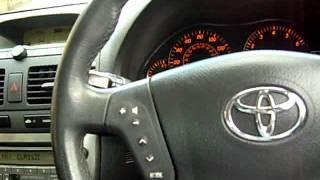 Toyota Avensis silver 2003 1.8 Vvt-i T3-X