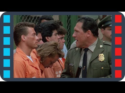Как выжить в тюрьме. Совет новичкам — «Ордер на смерть» (1990) сцена 1/8 HD