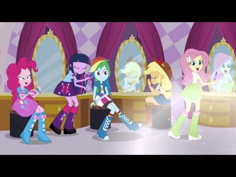 Thumbnail: My Little Pony: Equestria Girls - This is Our Big Night [1080p]