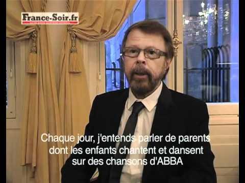 ABBA - Mamma Mia, Björn Ulvaeus Répond à FranceSoir.fr