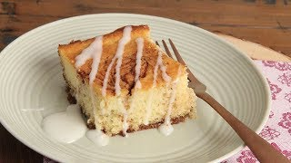 Cinnamon Roll Cake Recipe | Episode 1196