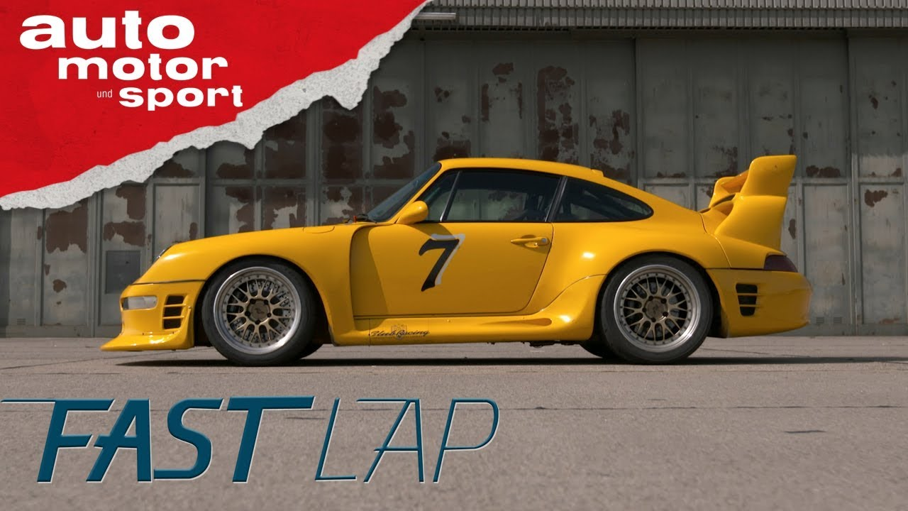 RUF CTR2 Sport: Pikes Peak Porsche in Mendig - Fast Lap | auto motor ...
