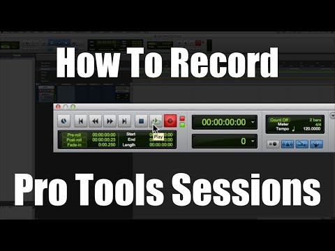 How to Record in Pro Tools Tutorial [Mix Talk Monday]