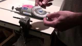 Самодельный отрезной диск по металлу для DREMEL.(, 2013-06-13T06:16:46.000Z)