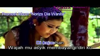 """Norizs Album """"Dia Wanita""""  penyanyi sabah"""