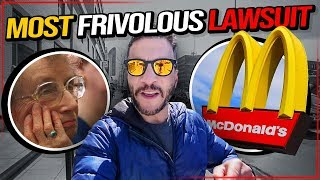 The Most FRIVOLOUS Lawsuit EVER? Liebeck v. McDonald's - Viva Frei Vlawg