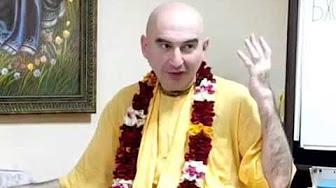 Бхагавад Гита 13.21 - Бхактиведанта Садху Свами