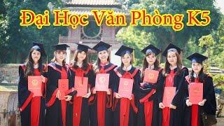 MV Kỷ Yếu - Lớp VP-K5 Đại Học Thành Đô - Tuấn Vũ
