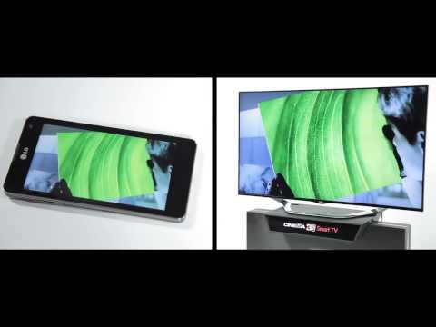Conoce Smart Share En Los Smart TV De LG