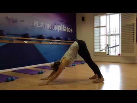 Bikini Blitz: Get Energized; Single Leg Pike to Plank