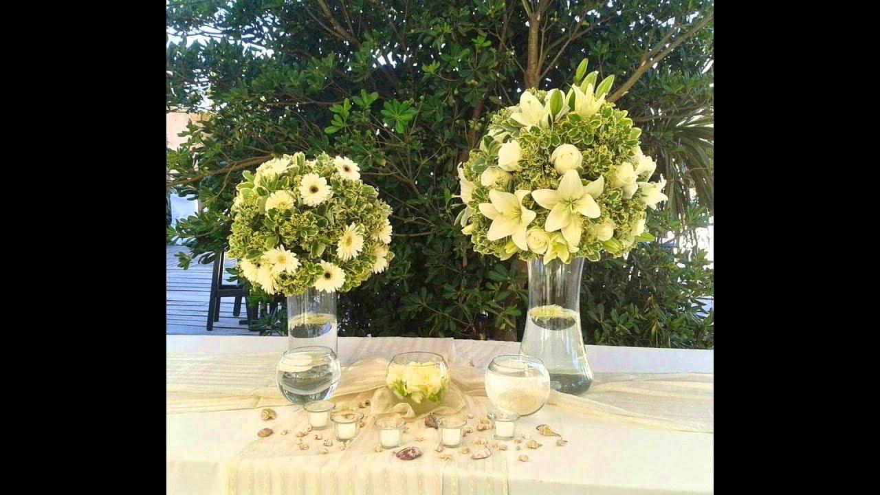 Centros de mesa para bodas xv a os graduaciones for Mesas y sillas para xv anos