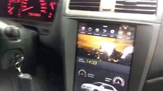 Tesla Accord 7 Просто бомба! Экран 12,1