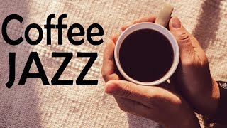 Coffee JAZZ Music - Relaxing Bossa JAZZ Playlist For Morning,Work,Study