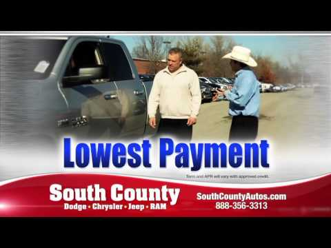 St Louis Jeep Dealer | South County Dodge Chrysler Jeep RAM