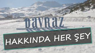 Davraz Kayak Merkezi Hakkında Her Şey #Isparta #Snowboard #Ski #Belgesel #Vlog