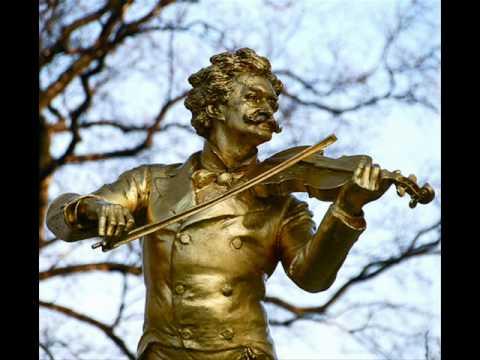 Sinngedichte op. 1 - Johann Strauss II