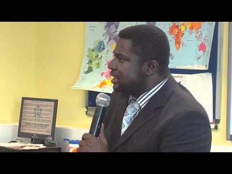 Pastor Sam Adewumi with FHCI Croydon