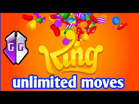 Candy Crush Saga 2020 Hack Game Guardian Unlimited Moves